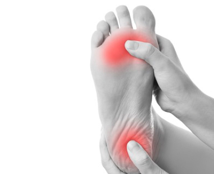 Foot Pain (Including Fallen Arches)